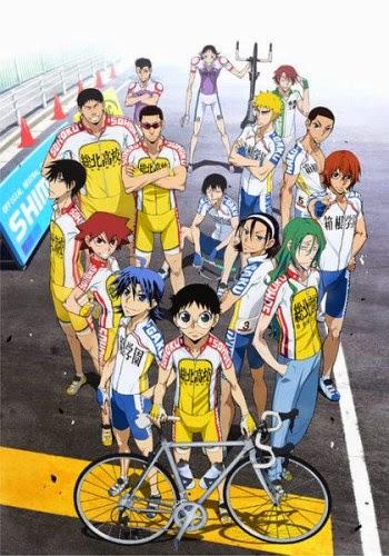 Yowamushi Pedal: Grande Road Capitulo 3 Sub Español