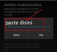 Mudah!!! Cara Mengetahui Password USB Debugging Andromax