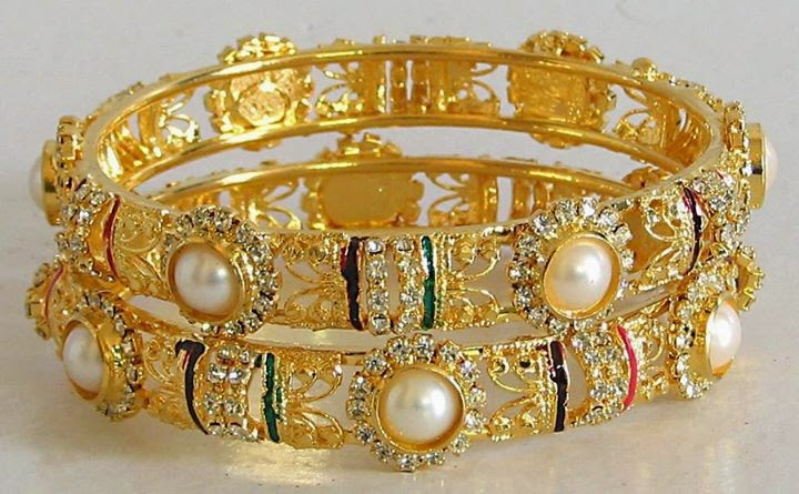 10 exclusive most designs gold bangles pictures pictures