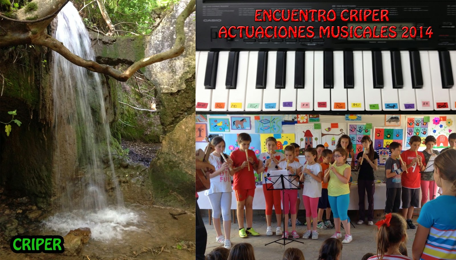 Actuaciones Musicales en el Encuentro Criper Nº XXVI