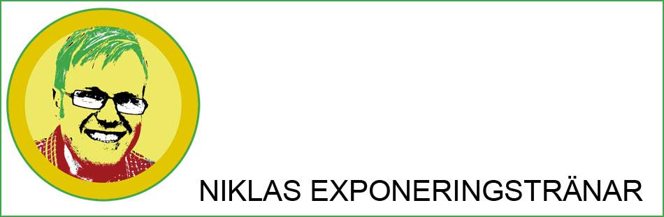 Niklas exponeringstränar