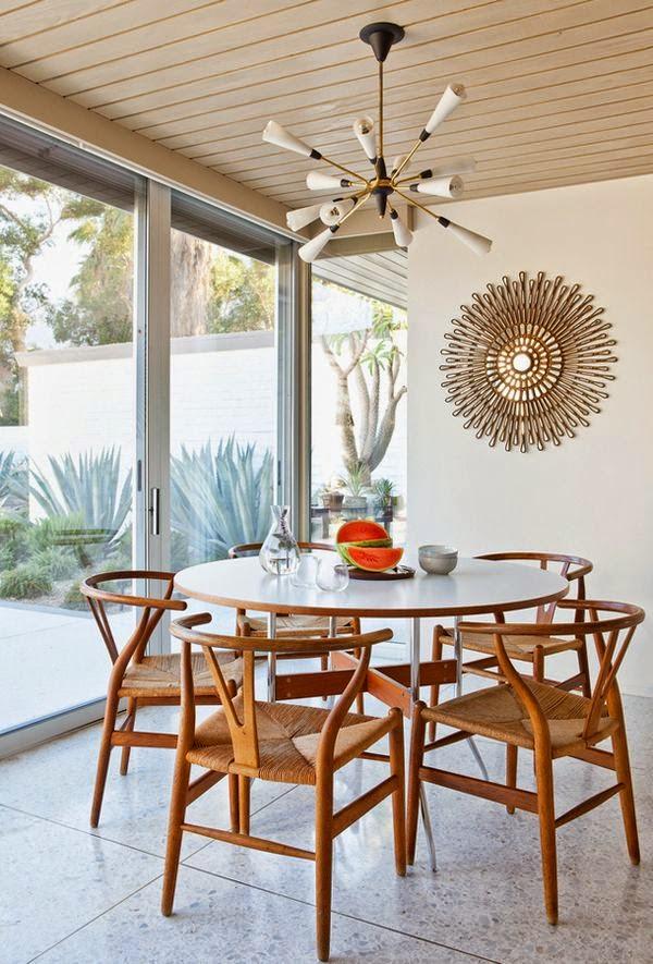 17 fotos de decoraci n de comedores peque os modernos top - Decoracion de salon comedor moderno ...