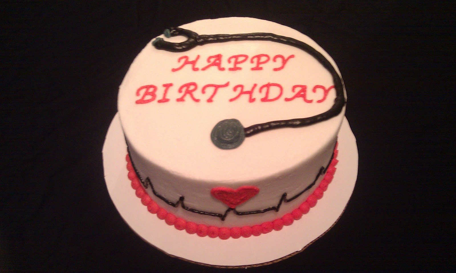 Birthday Cake For Doctor Brother Image Inspiration of Cake and
