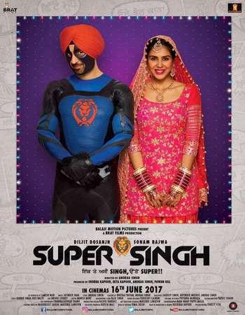 Super Singh 2017 Full Punjabi Movie Download