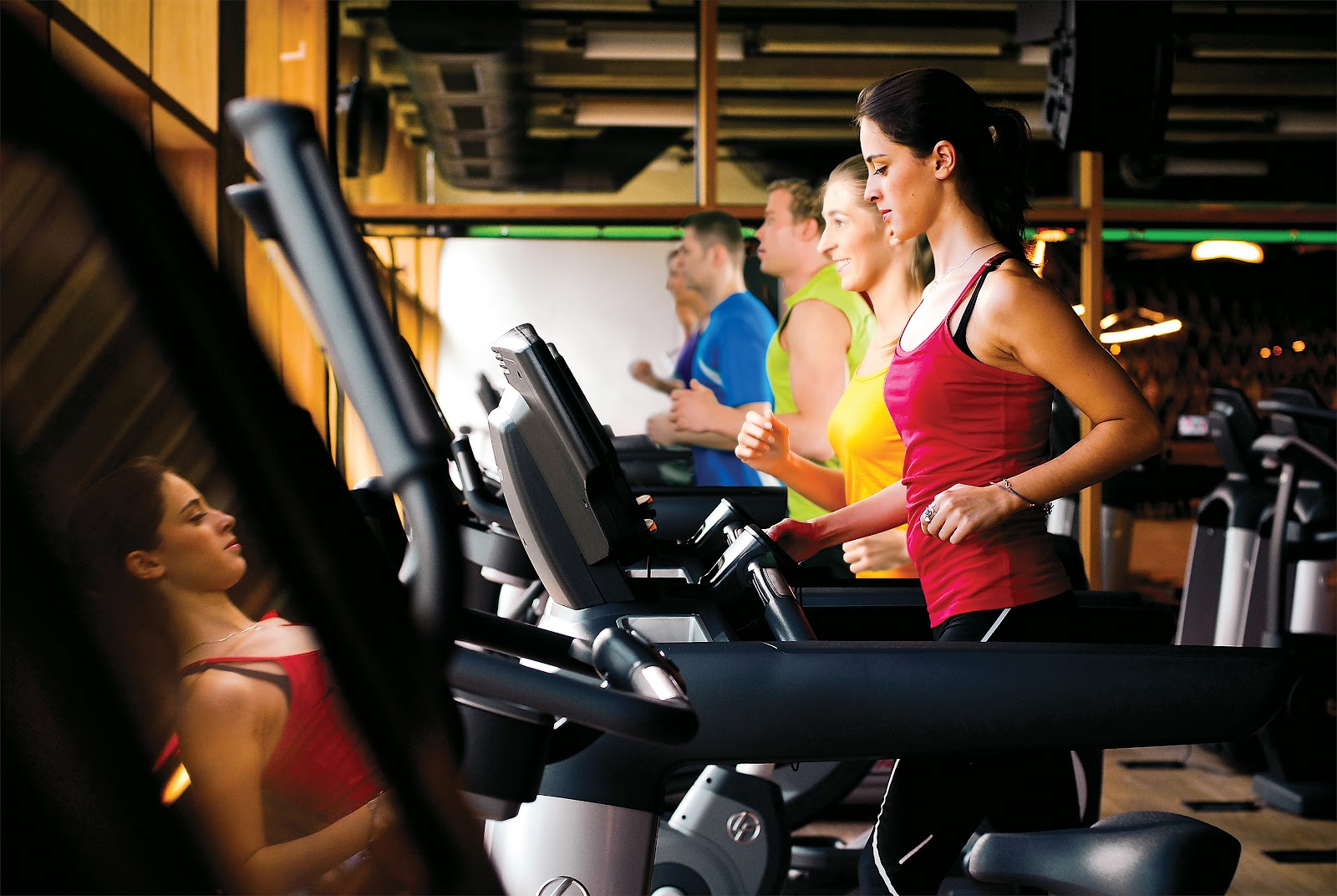 Life Fitness Treadmill Workout