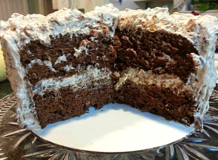 Best recipes in world hershey bar cake