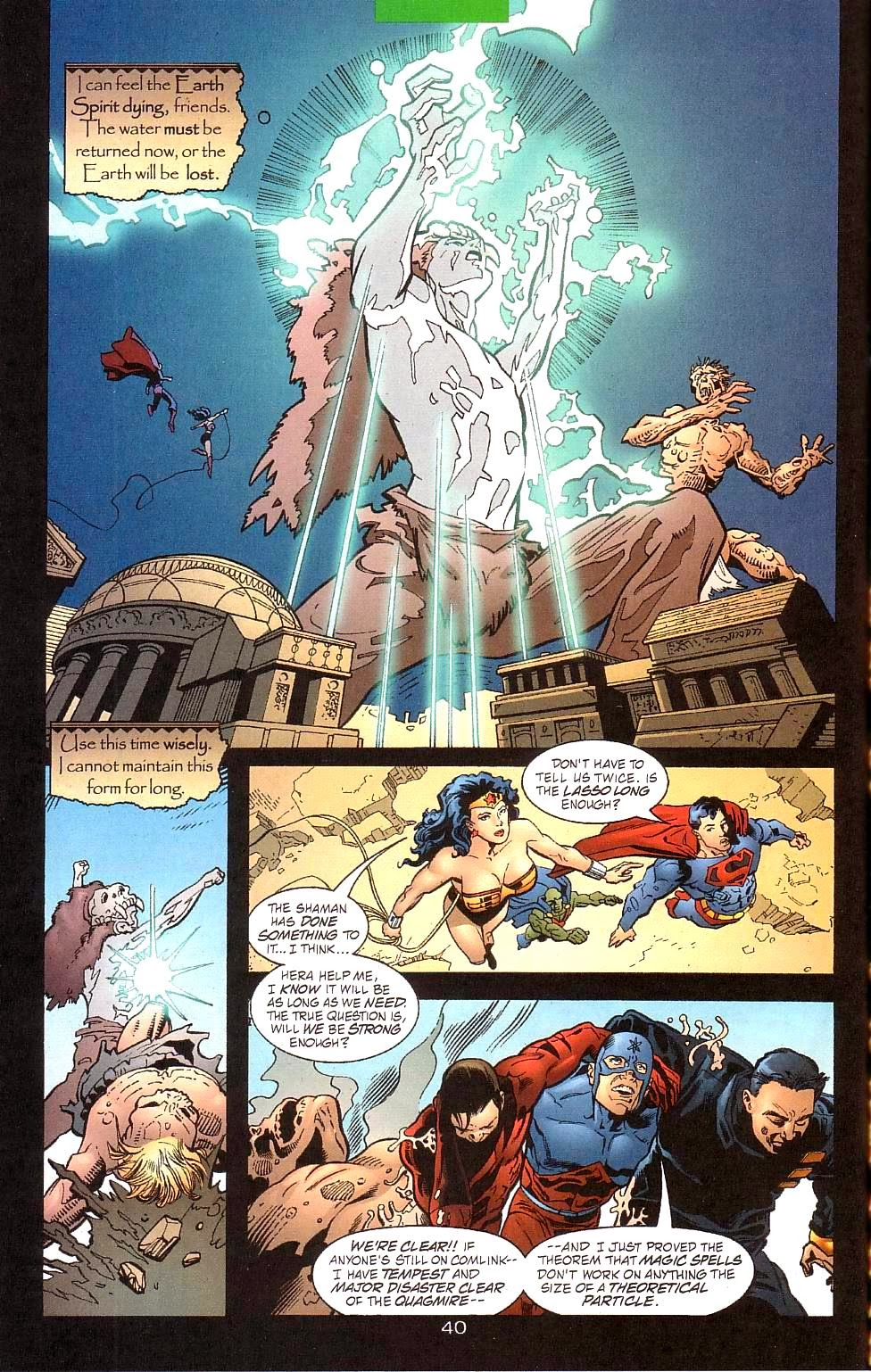 Comicsverse la justice league di joe kelly miglior