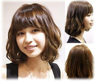 Model Rambut Wanita Sebahu Ala Korea 9