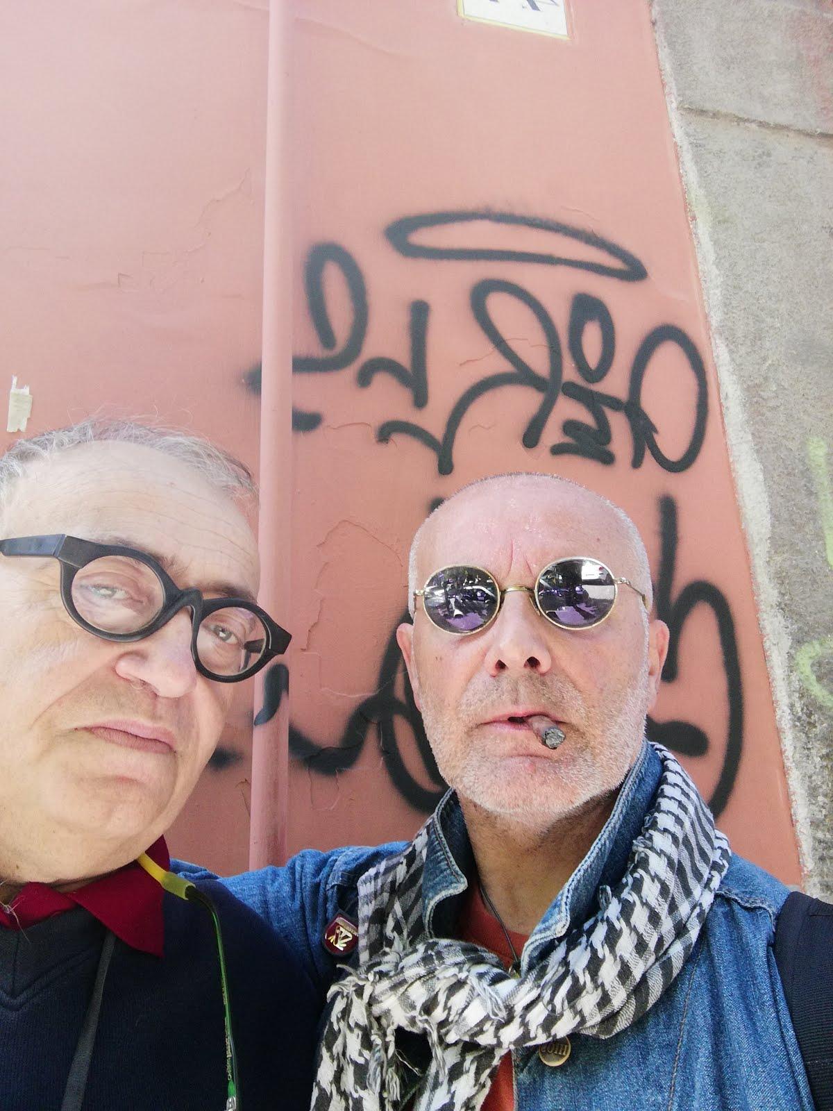 Con lo Chef partenopeo Mario Avallone