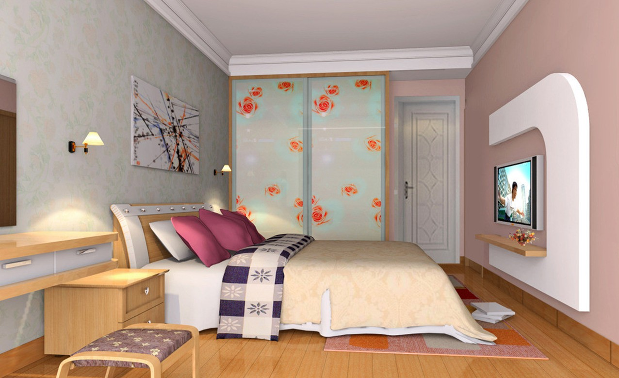 Simplicity Is The Keynote Of All True Elegance Bedroom Decoration Ideas