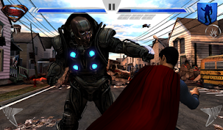 Download Man Of Steel APK DATA Free