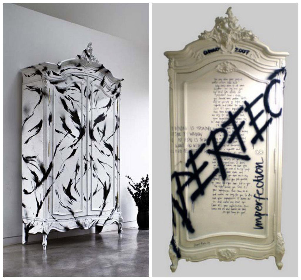 My Never Ending Daydream Graffiti Home Decor