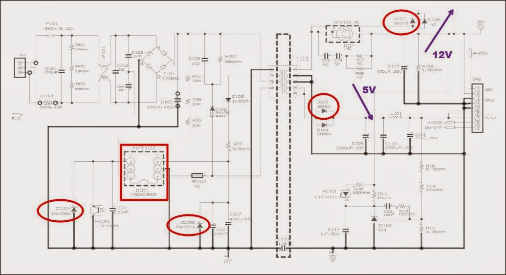Leoricksimon blogspot on wiring diagram panasonic