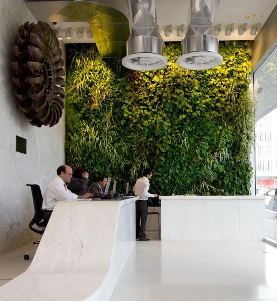 jardim vertical lisboa:Sustenta-te: Jardinagem alternativa – os jardins verticais