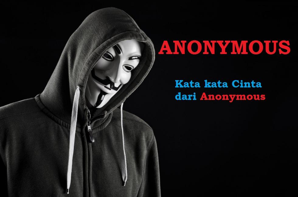 Kata Kata Cinta Dari Anonymous Kata Kata Mutiara