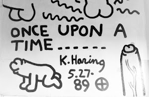 Once Upon A Time (K.Haring 5.27.89)