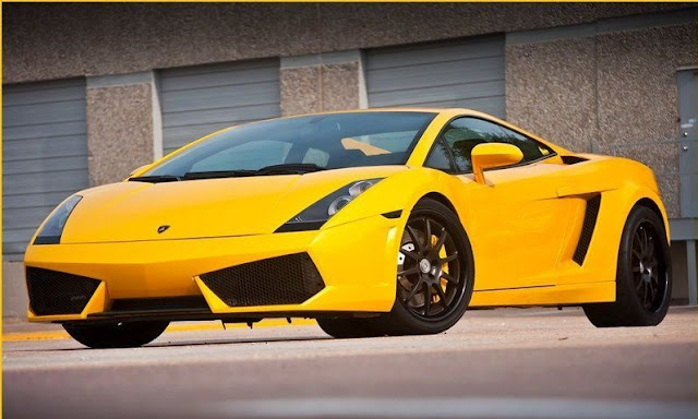 Lamborghini Gallardo by Dallas Performance gassguzzler