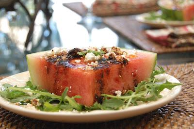 Fresh Watermelon Salad | www.kettlercuisine.com