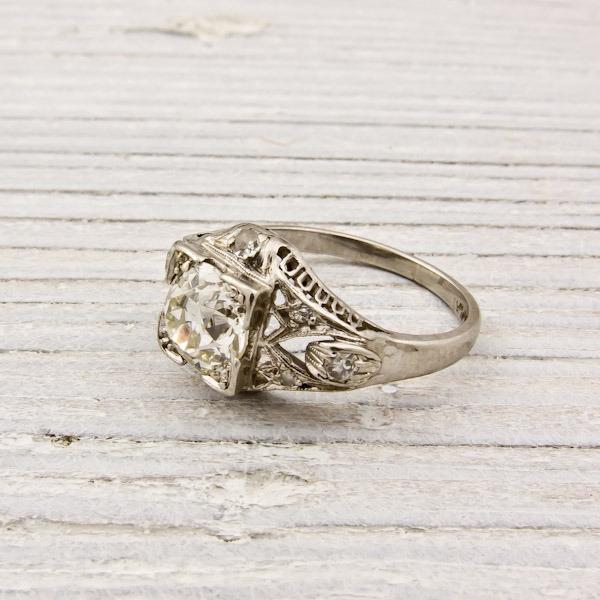 Popolare Engagement rings | ROCK 'N' FIOCC IY01