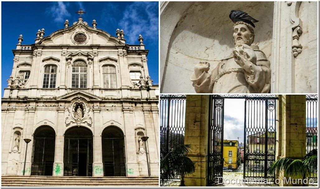 Igreja Paroquial de Nossa Senhora das Mercês, Largo de Jesus, Lisboa
