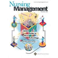 Nursing Management Book