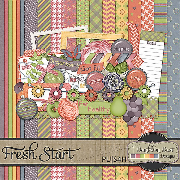 Fresh Start by Dandelion Dust Designs