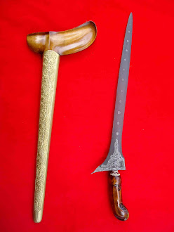 keris pamor wahyu tumurun