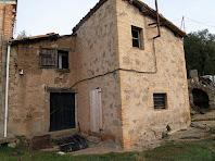 Façana principal, orientada a migdia, del Castelló