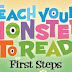 1st Grade Teach Your Monster to Read