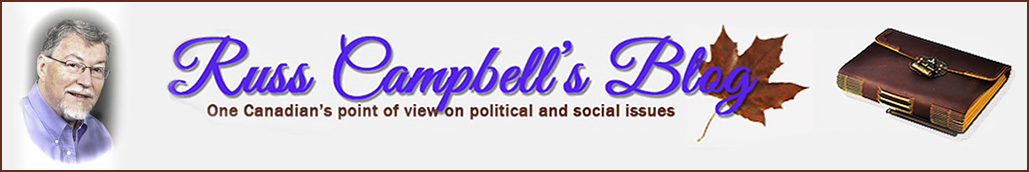 Russ Campbell's Blog