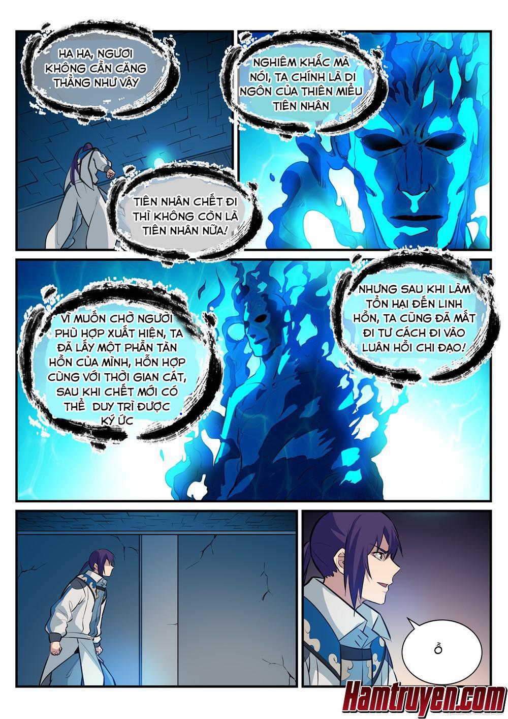 Bách Luyện Thành Thần Chapter 216 - Hamtruyen.vn