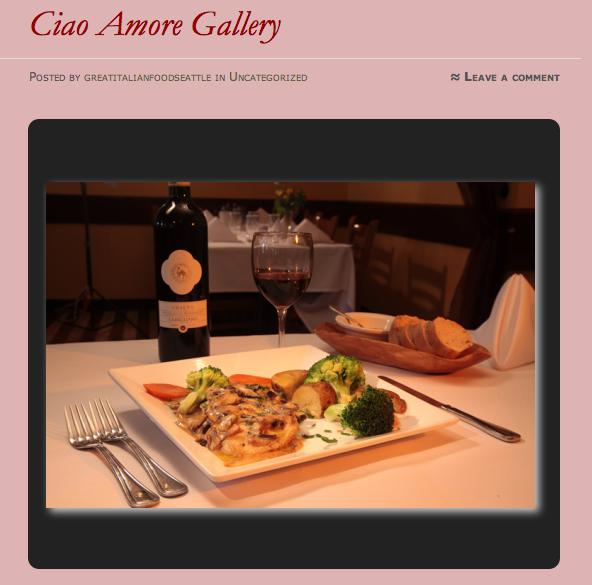 Visit Our Food Slideshow