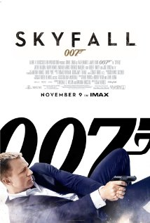 IMAX poster for Skyfall movieloversreviews.blogspot.com