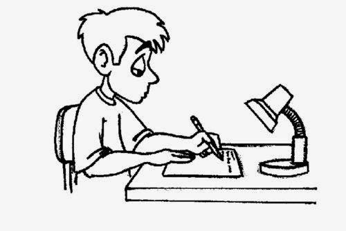 Belajar Yang Menyenangkan Tips Belajar Menulis Yang