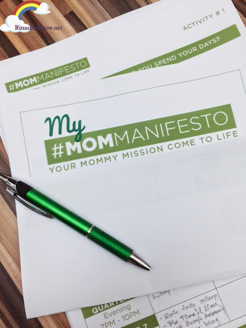 Mom Manifesto