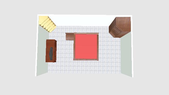 cara desain kamar tidur dengan furniture minimalis