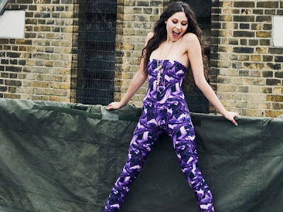 Celebrity couture jumpsuits catsuits
