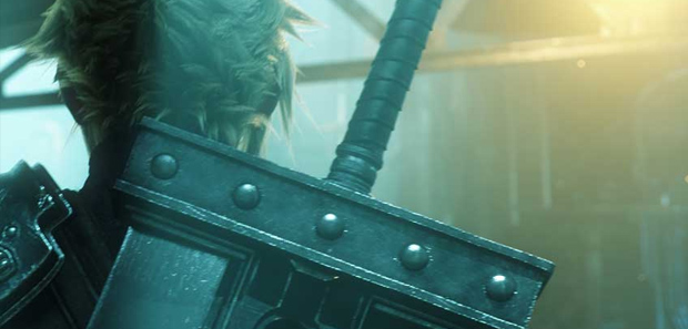 Final Fantasy VII Remake Gameplay Footage
