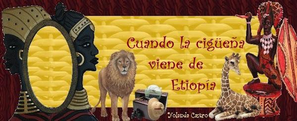Cuando la cigüeña viene de Etiopía