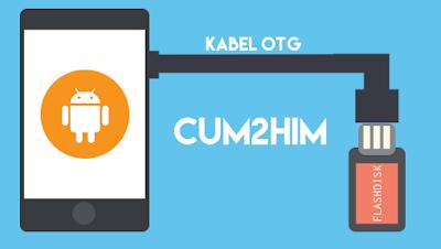 Cara Menghubungkan Flashdisk ke Android dengan Kabel OTG
