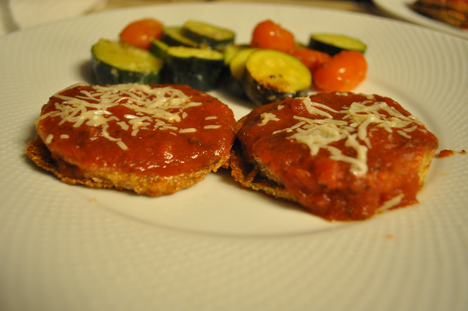 eggplant parm {17-day diet recipe}