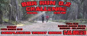 BBR Run 0.2 Challenge 2018 - 18 March 2018