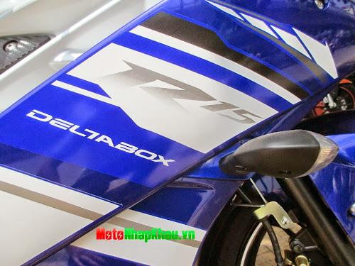 Yamaha R15 2014 giá bao nhiêu tại Việt Nam