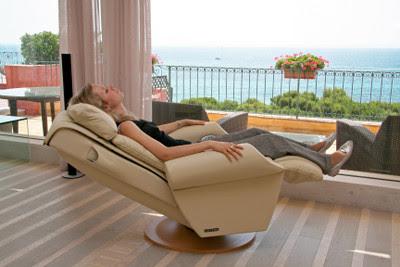 Keyton Massagesessel in Norddeutschland testen