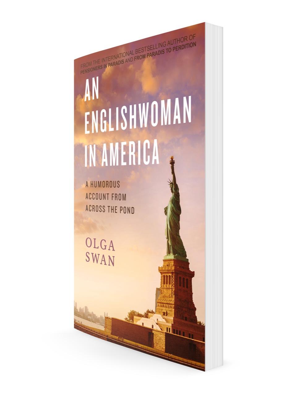 AN ENGLISHWOMAN IN AMERICA