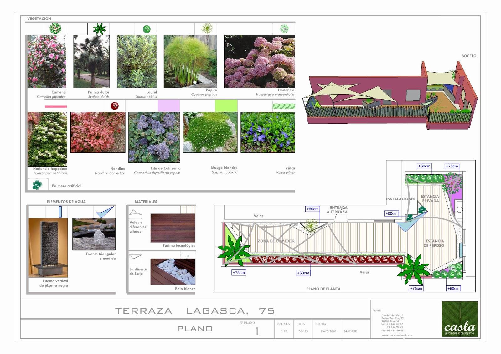 Forja art stica y acero corten madrid olaya herrer a y - Trabajo jardineria madrid ...