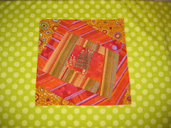 Scrappy Quilt Block Tutorial