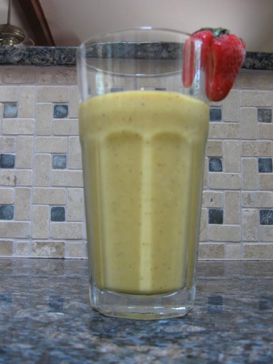 Healthy, Fit, Ageless: Kiwi, Banana, Honey Mango Smoothie ...