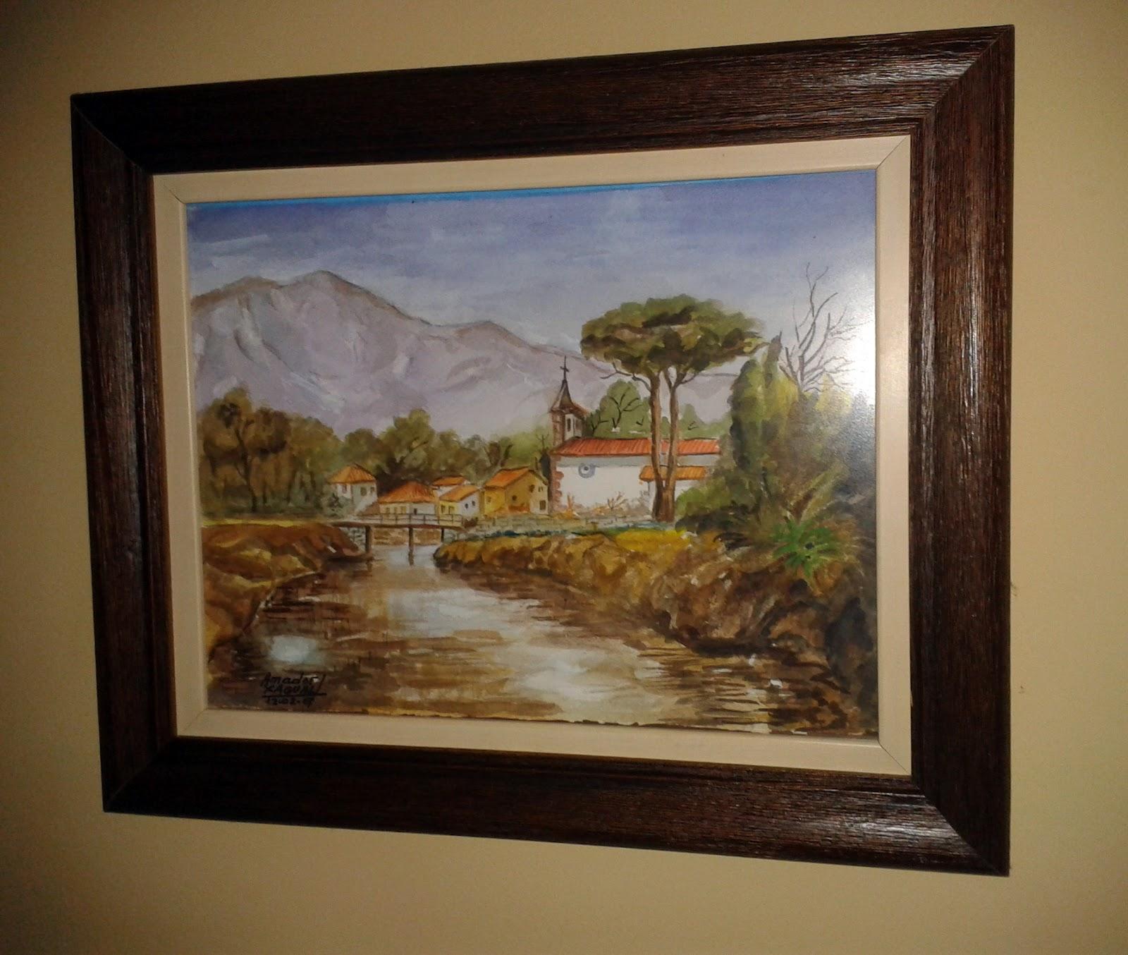 Amnesiaresuelta amador xagual exposici n de pinturas - Pintores en asturias ...