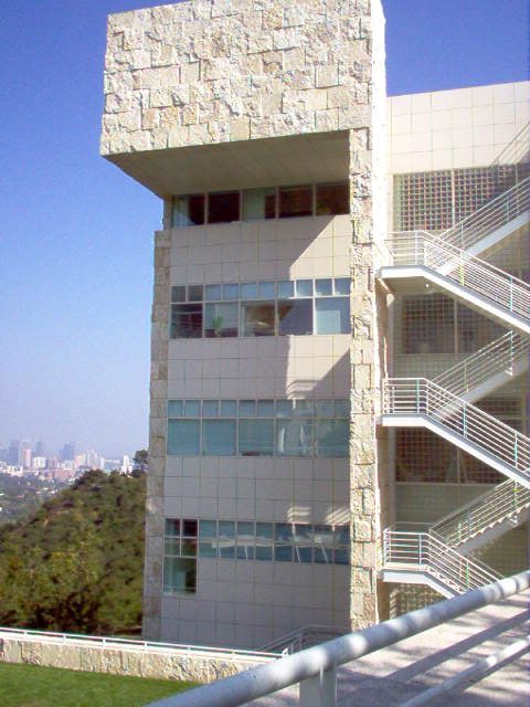 Getty Center, Richard Meier, Los Angeles